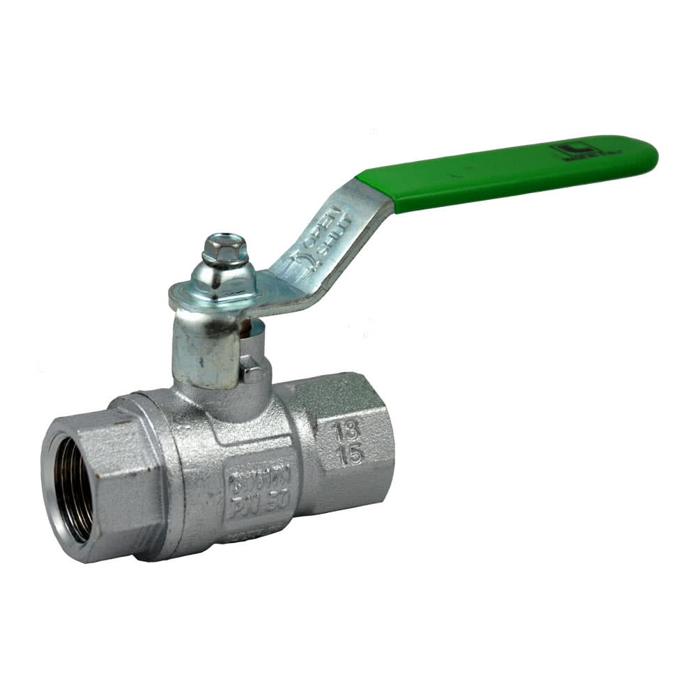 Vannes à boisseau sphérique pour eau potable, certifiées DVGW et DIN EN 13828