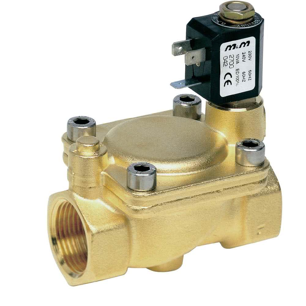 Vannes à eau - Électrovannes haut débit